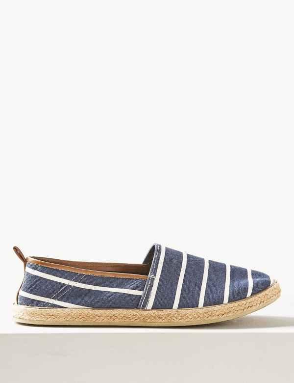 8485ad24b Espadrilles   Mens Shoes   M&S