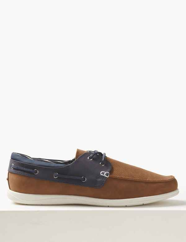 e99060afef325 Lace-up Boat Shoes
