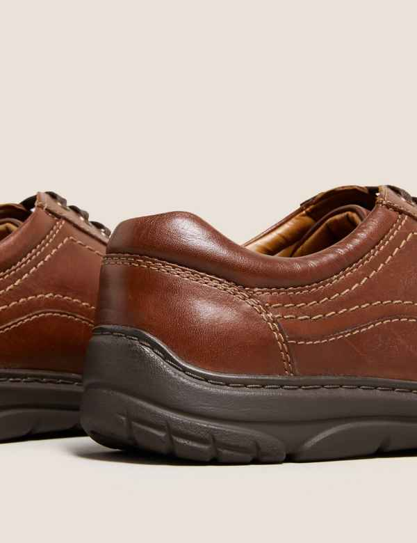 21f5db3da51 Extra Wide Fit Leather Shoes with Airflex™