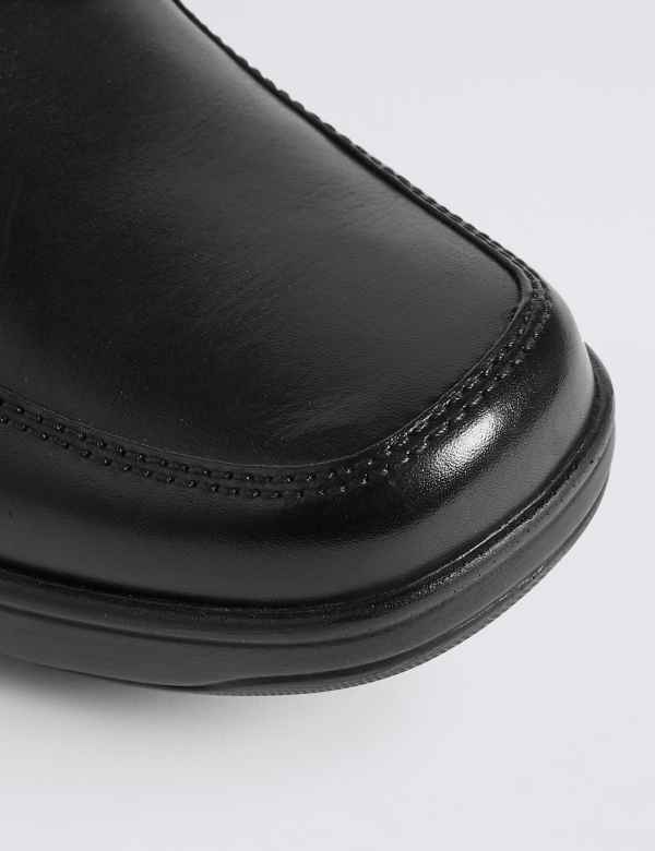 773859ac32a2 Extra Wide Fit Leather Shoes with Airflex™