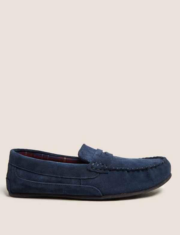 Terrific Mens Slippers Ms Interior Design Ideas Ghosoteloinfo