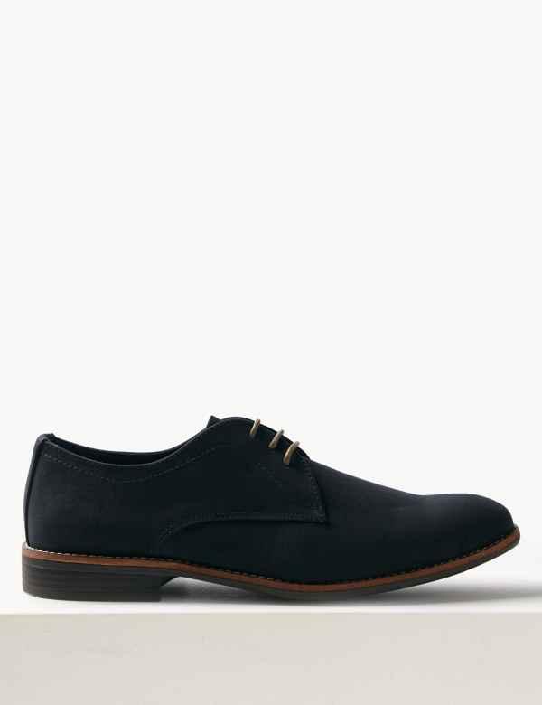 Lace-up Derby Shoes dc2fcfb5a07