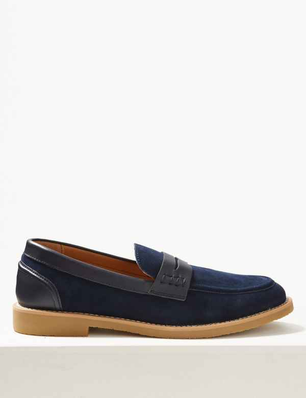 a2ccf6bba0 Mens Casual Shoes | M&S