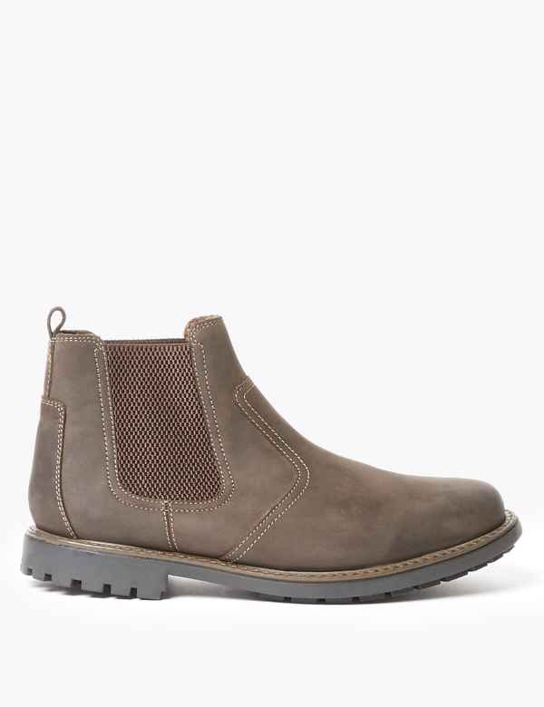 real deal release date: timeless design Mens Chelsea Boots  M&S