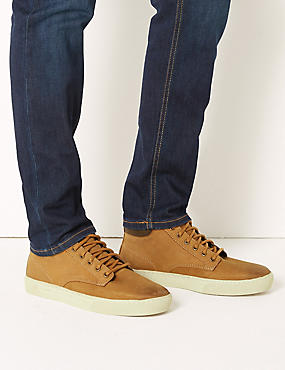 Kotníkové boty Chukka se šněrováním ... 418b2d90be