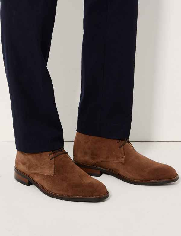 3a85fad2542cd Mens Boots | M&S