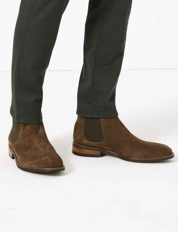 m and s mens ankle boots