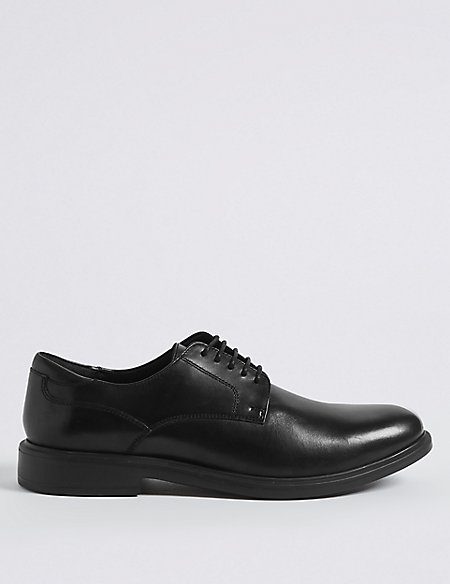Lightweight Leather Gibson Shoe
