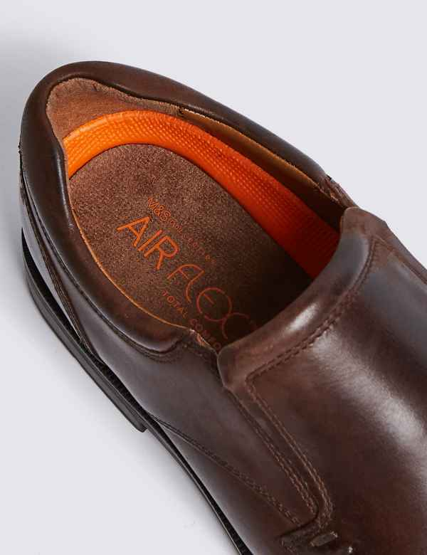 Extra Wide Fit Leather Shoes with Airflex™ ed49c4dac97