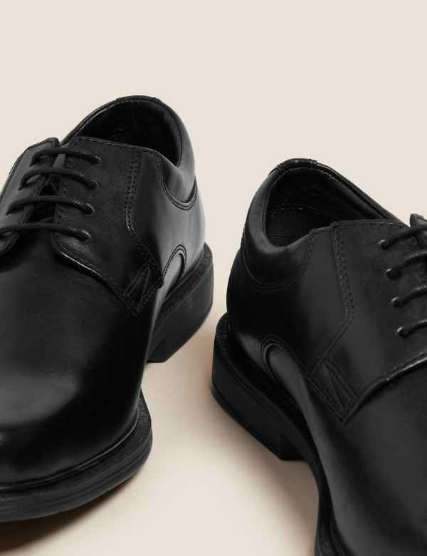 99444cdd4 Extra Wide Fit Leather Shoes with Airflex™