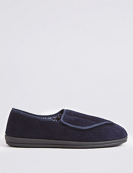 Riptape Corduroy Slippers with Thinsulate™