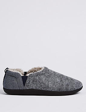 Slip-on Slippers with Freshfeet™