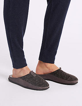 Slip-on Mule Slippers with Freshfeet™