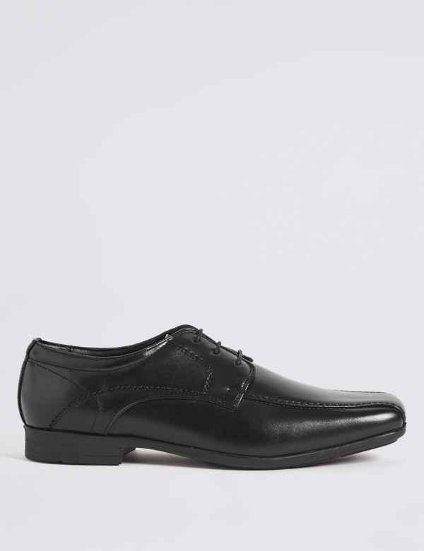 8a9519155 Stitch Detail Lace-up Shoes