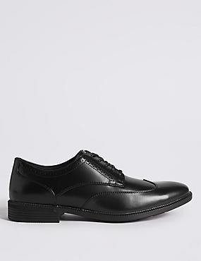Wingtip Lace-up Shoes