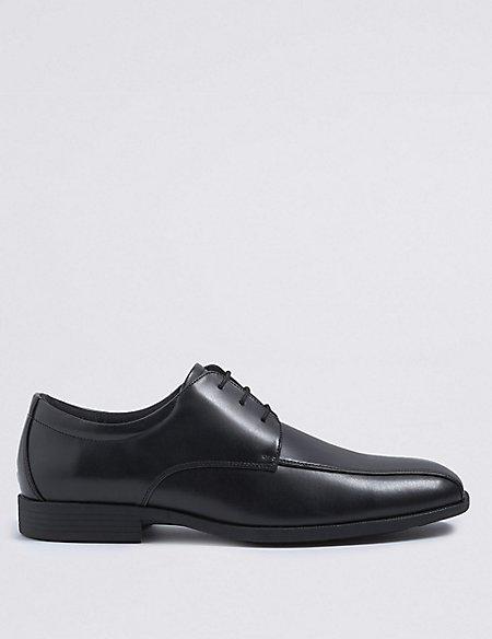 Lace-up Derby Shoes