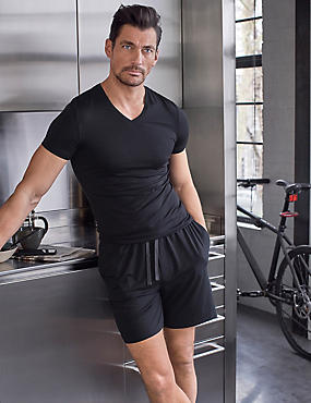 Slim Fit Supersoft Pyjama Shorts