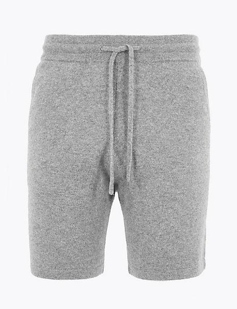 Pure Cashmere Pyjama Shorts