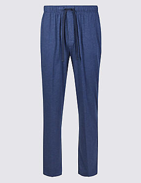 Modal Blend Long Pyjama Bottoms