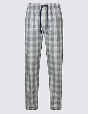 Supima® Cotton Slim Fit Pyjama Bottoms