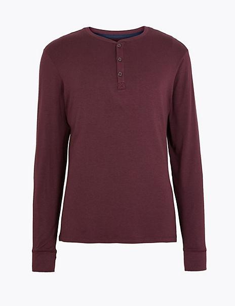 Supersoft Cotton Pyjama Top