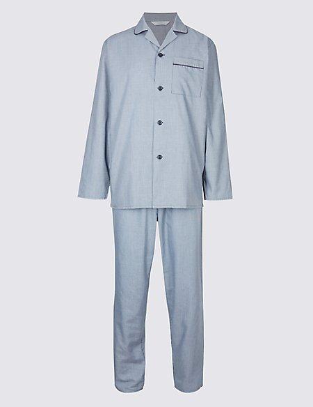 Cotton Blend Pyjama Set