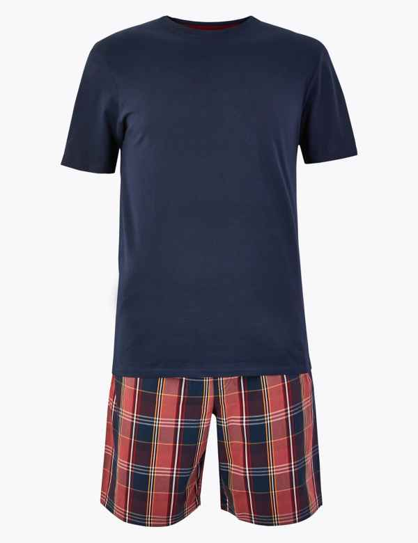 f163275ce9f Mens Pyjamas and Nightwear | M&S