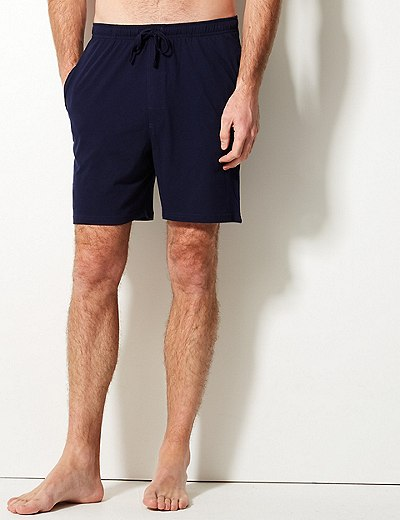 72994c36d9eec Lot de 2 shorts de pyjama 100 % coton doux