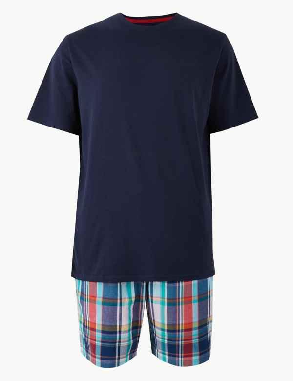 7ea7650c8 Big & Tall Nightwear   Plus Size Pyjamas For Men   M&S
