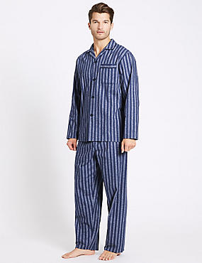 Big & Tall Pure Brushed Cotton Pyjama Set