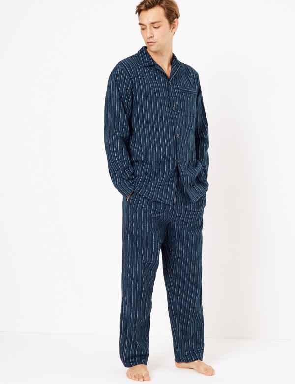 hot-selling fashion laest technology top-rated genuine Men's Nightwear & Pyjamas | M&S
