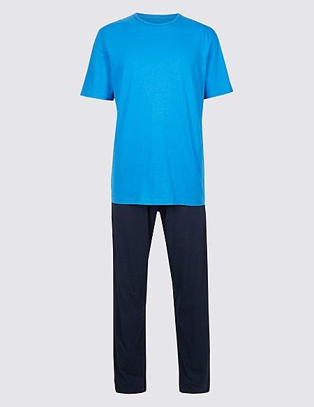 Pure Cotton Pyjama Set