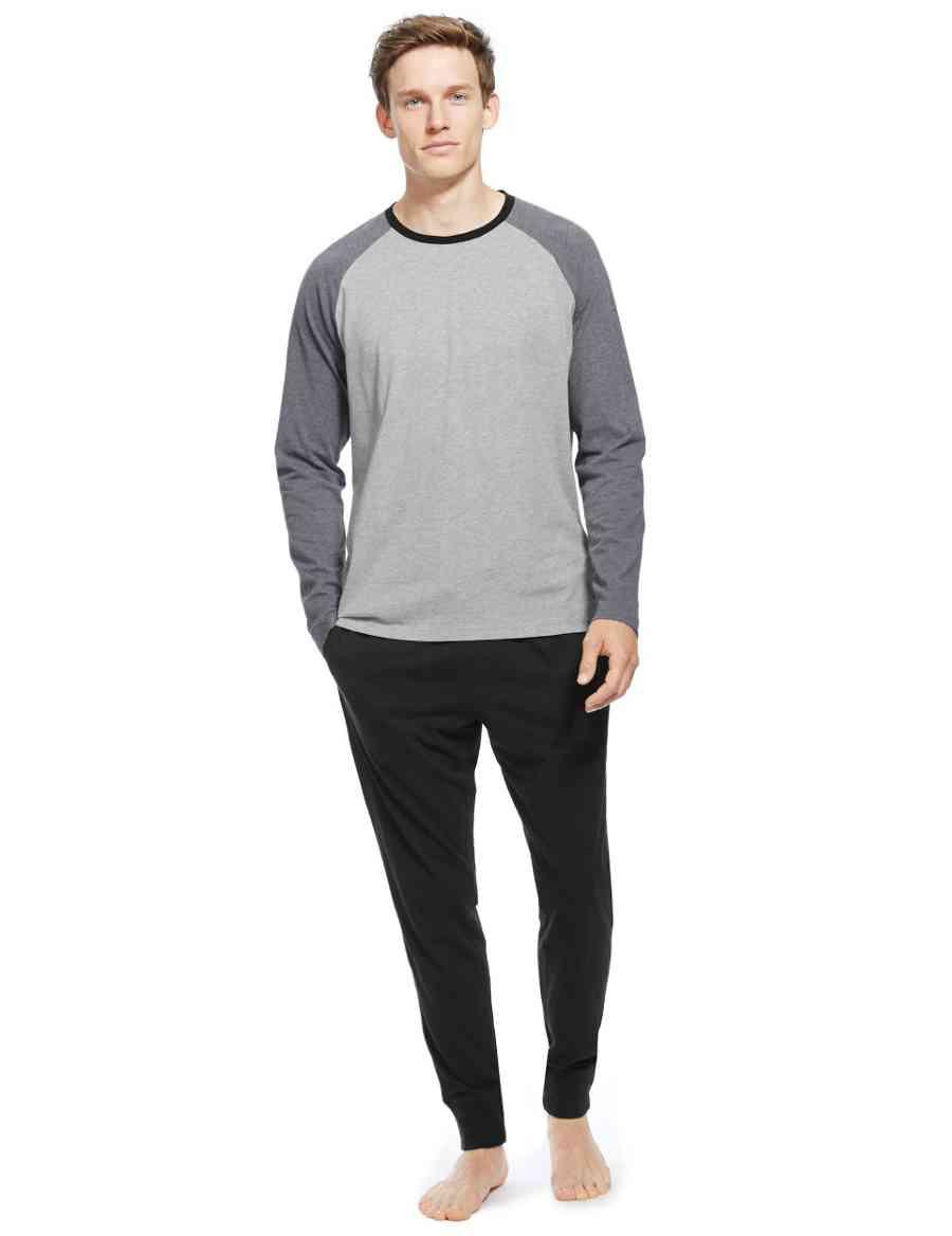 1bb1b671a8f6 Pure Cotton T-Shirt   Joggers Set