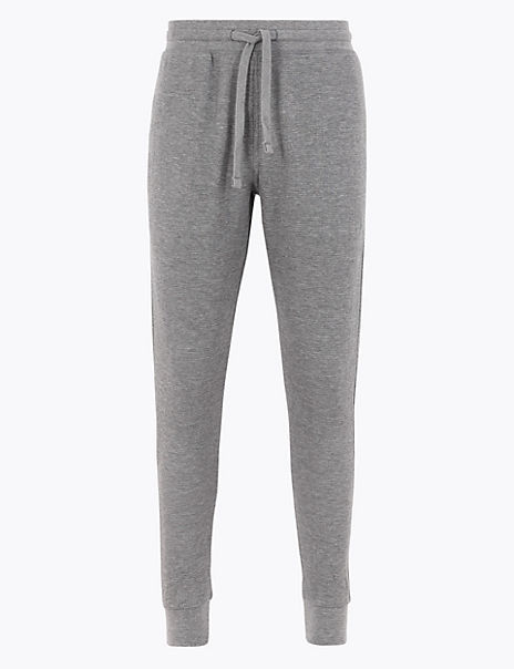 Supersoft Waffle Pyjama Bottoms