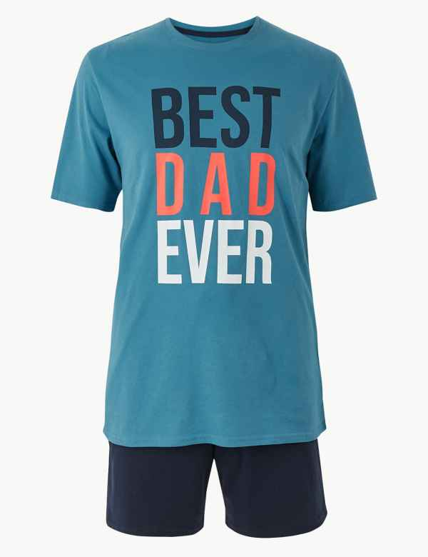 fd768d952 Best Ever Fathers Day Pyjama Collection. M&S Collection