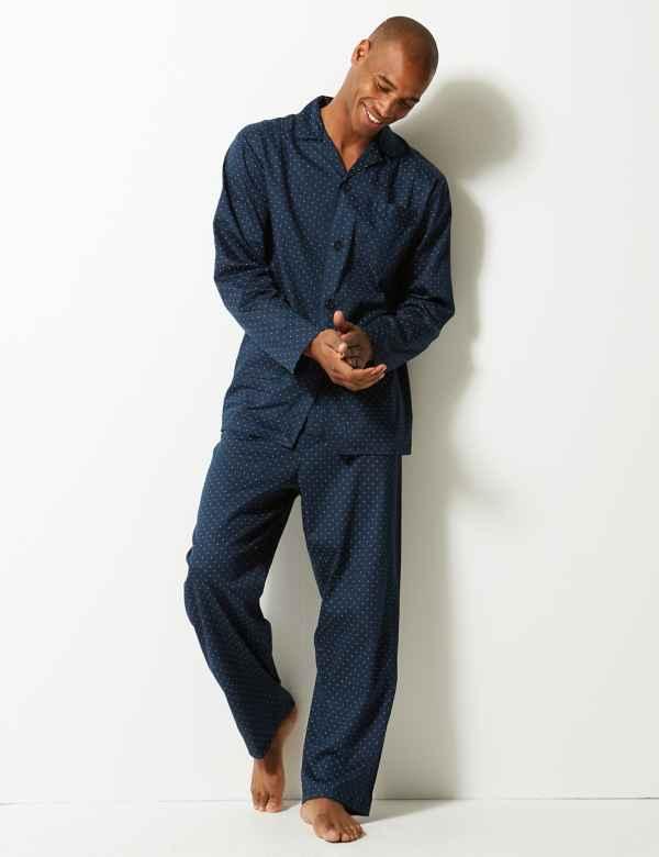 73646cb229 Pyjama sets   Mens Nightwear & Pyjamas   M&S