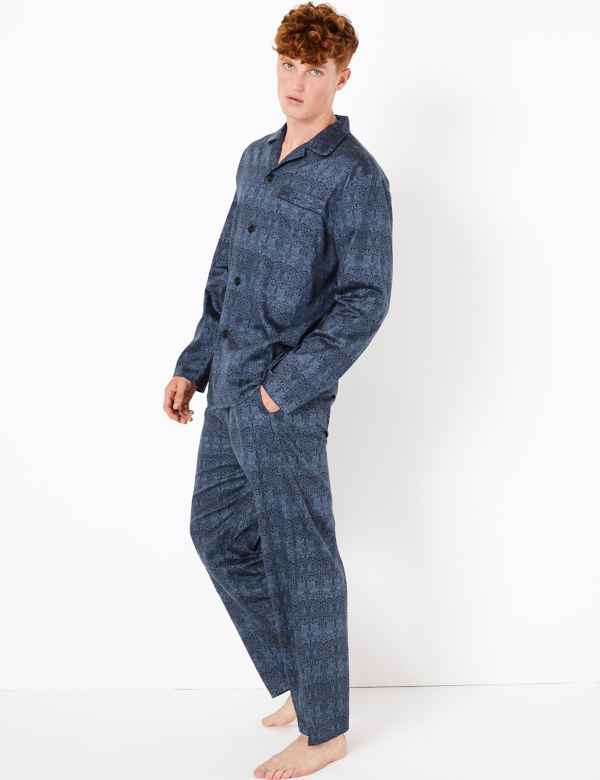 070d9c24a Pyjama sets | Mens Nightwear & Pyjamas | M&S