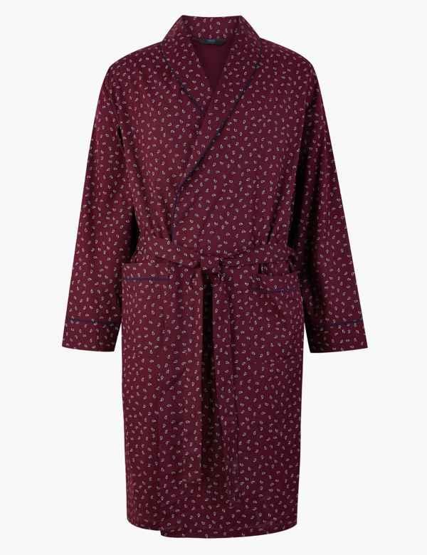 7979bc929a42a Mens Dressing Gown, Nightwear & Pyjamas | M&S
