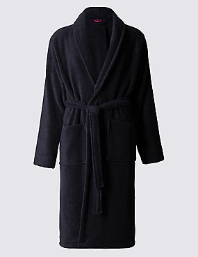 Super Soft Cotton Towelling Gown