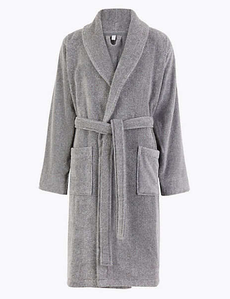 Supersoft Cotton Dressing Gown