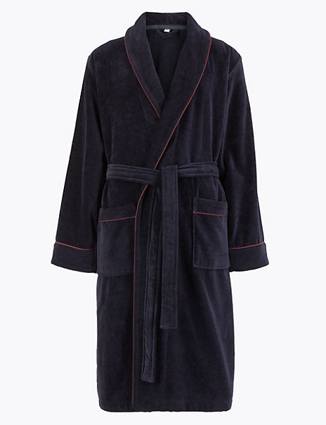 Velvet Touch Supersoft Dressing Gown