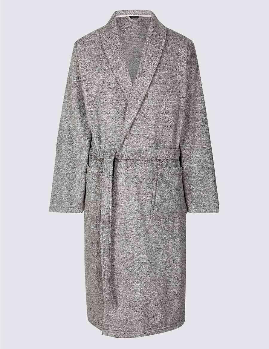3b7fba2127 Supersoft Fleece Dressing Gown