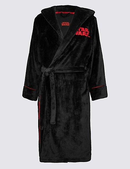 Star Wars™ Fleece Dressing Gown with Belt