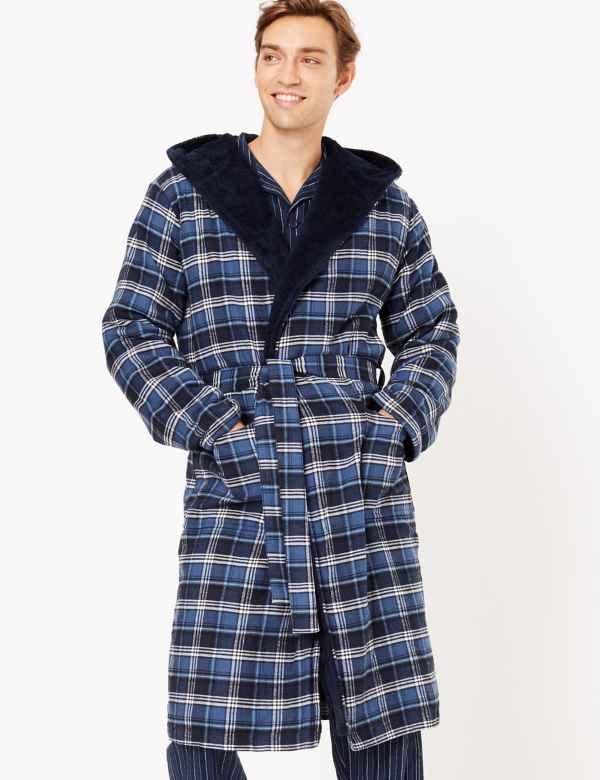 Dressing Gowns Men S Nightwear Pyjamas M
