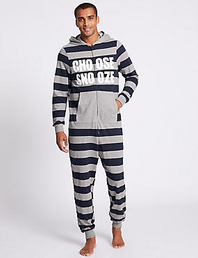 Pure Cotton Striped Onesie