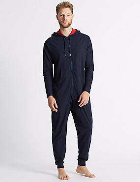 Fleece Onesie Pyjamas