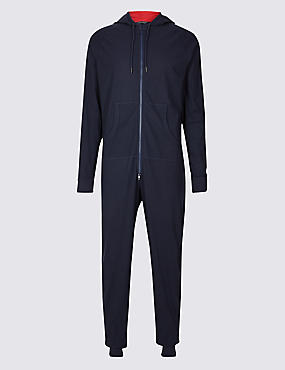 Fleece Onesie Pyjamas