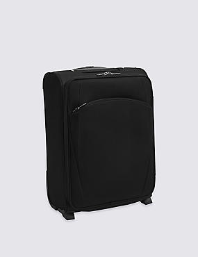 Cabin 2 Wheel Essential Soft Suitcase with Security Zip
