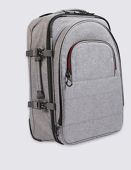 2 Wheel Medium Suitcase