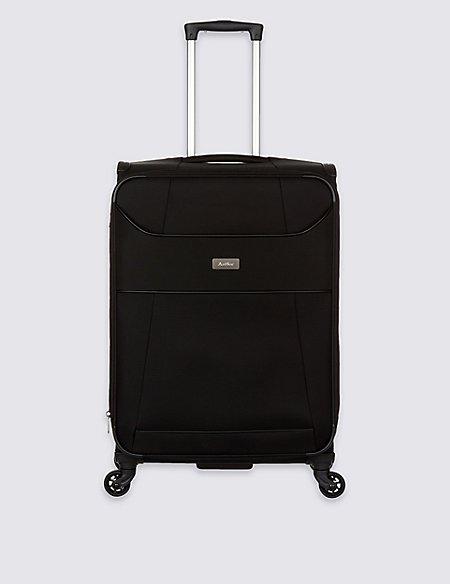 Delta 4 Wheel Medium Suitcase